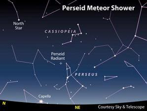 Hujan Meteor di malam bulan ramadhan